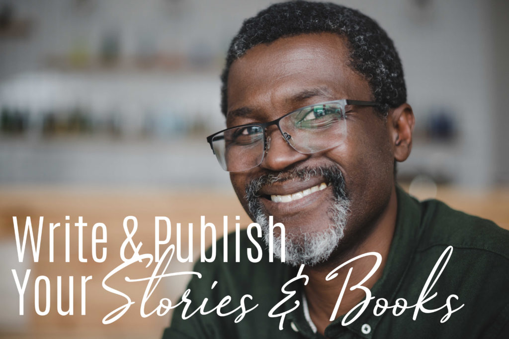 Write and publish your stories and books